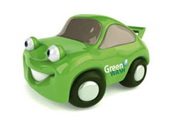 coche green wash